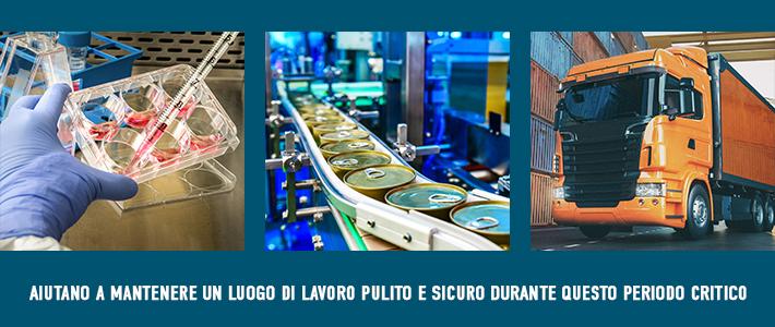COVID-19 Prodotti chiave del settore