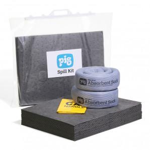 Sacco con chiusura a clip per kit per fuoriuscite Universale PIG® Essentials 30 L