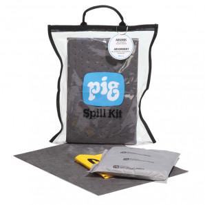 Kit di intervento PIG® modello Clear Compact - Universale