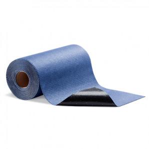 Tamponi assorbenti PIG® Grippy® Absorbent Mat Pads Rotolo con fondo adesivo – Peso Medio