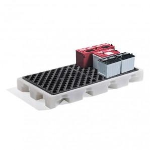 Pallet in polietilene PIG® Drip Deck