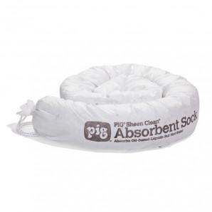 Manicotti assorbenti Solo olio PIG Sheen Clean
