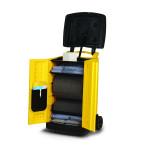 Caddy PIG® Armadio grande con ruote per la gestione di sversamenti - Universale