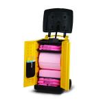 Caddy PIG®  Armadio grande con ruote  per la gestione di sversamenti - HazMat