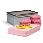 Kit antisversamento HazMat PIG® in scatola Euronorm