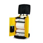 Caddy PIG®  Armadio grande con ruote  per la gestione di sversamenti - Oil-Only