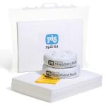 Valigetta con chiusura a clip per kit per fuoriuscite Oil-Only (solo combustibile) PIG® Essentials 30 L