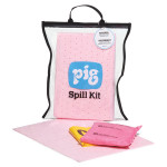 Kit di intervento PIG® modello Clear Compact - HAZ-MAT