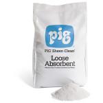 PIG® Sheen Clean® Pulitore assorbente sciolto