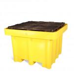 Unità di contenimento IBC Secure Tank PIG® Essentials – Senza tappo di scarico