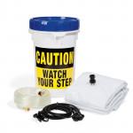 Kit secchio PIG® Roof Leak Diverter